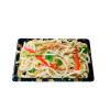 80. Yaki udon ( gebakken bami met kip)